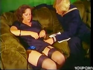 Vintage Mother Fucks the Daughters..