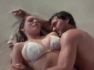 Vintage movie sex scene.